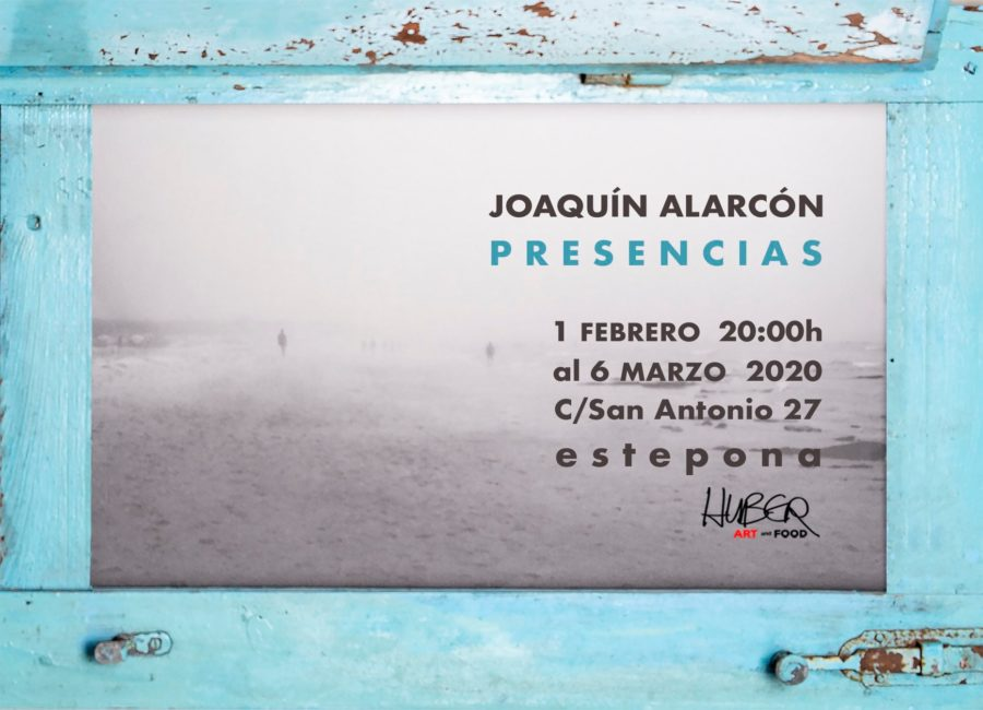 Exposition de Joaquin Alarcón